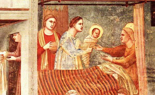 Marias liv (II): Vår Frus födelse