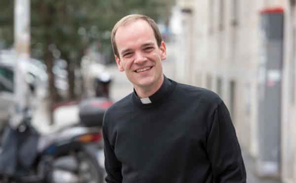 Opus Dei - Luis, sacerdote desde el 5 de mayo y «un pirao de que la gente sea muy libre y tremendamente diferente»