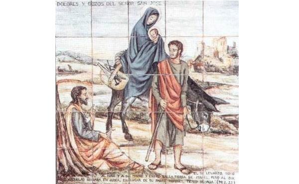 Opus Dei - 七個星期日敬禮聖若瑟(六)