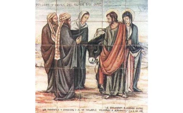 Opus Dei - 七個星期日敬禮聖若瑟(七)