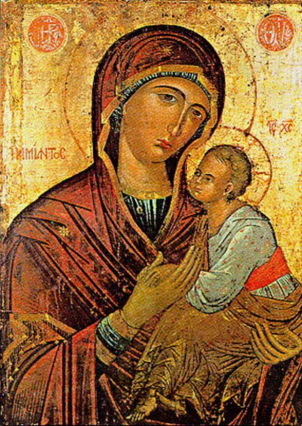 Le choix de la Mère