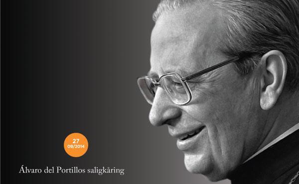 Opus Dei - Be om don Álvaros forbønn