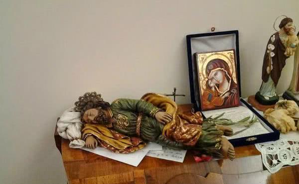 Sv. Jozef: A spiac sa stará o Cirkev!