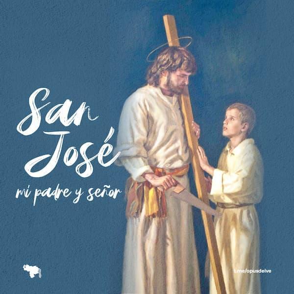 Meditación en audio: Fiesta de San José