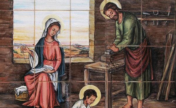 Opus Dei - ¿Qué tiene de grande alguien tan corriente como san José?