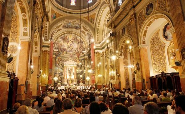 San Josemaría Escrivá y de San Manuel González, en Valencia