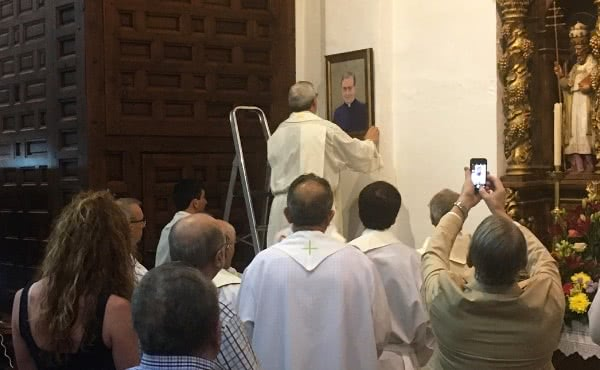 Opus Dei - San Josemaría Escrivá en Alcázar de San Juan