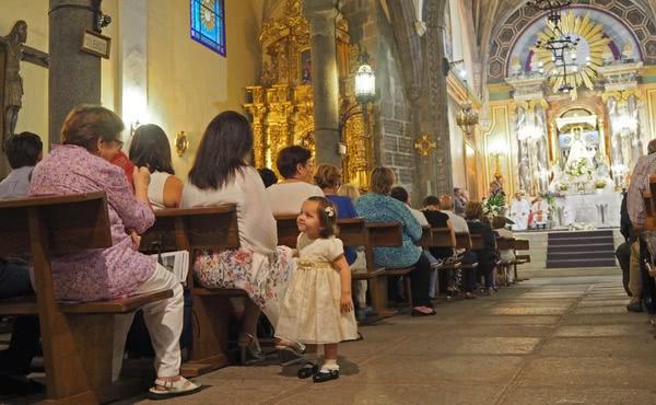 Opus Dei - Un bajorrelieve en Sonsoles para recordar a san Josemaría
