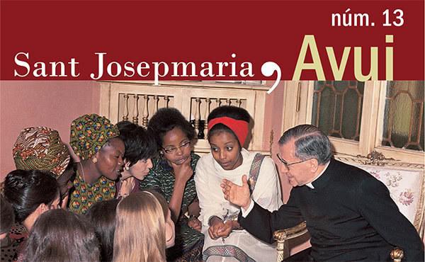 "Opus Dei - Butlletins ""Sant Josepmaria, Avui"""