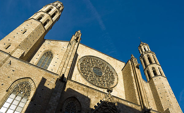 Opus Dei - Missa funeral per la Teresa Cardona a Barcelona