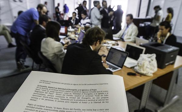 Opus Dei - «La motivazione di ogni lavoro modifica il modo di lavorare»