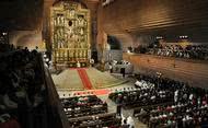 Transmisión de la Jornada Mariana de la Familia y de la ordenación presbiteral
