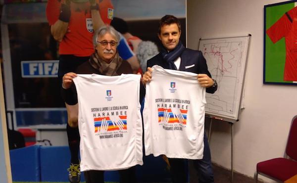 La Liga de fútbol italiana, con Harambee