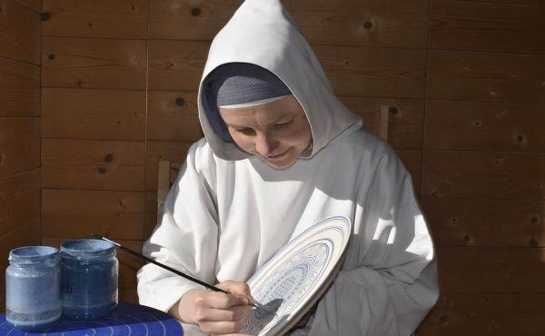 Spuren im Schnee (IV) Schwester Damorah