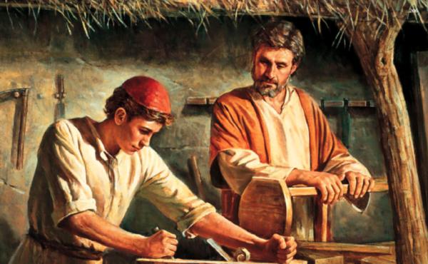 Joosepi töökojas
