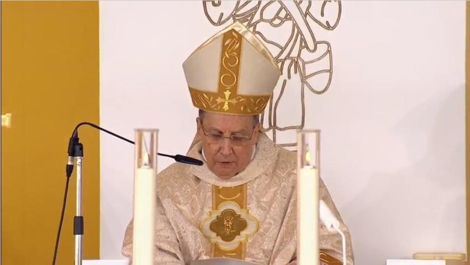 Opus Dei - Omelia di mons. Echevarría durante la Messa di ringraziamento