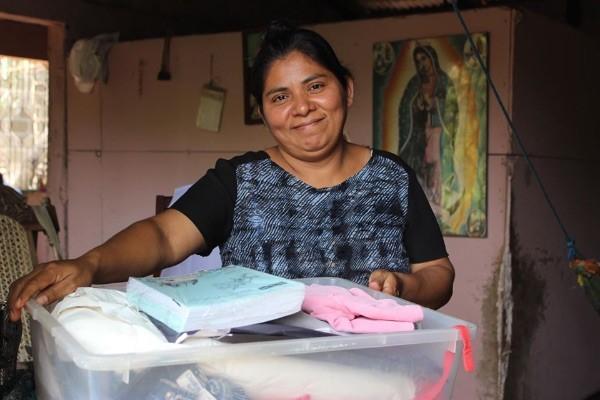 Opus Dei - Nicaragua: iniciativas para apoyar a familias más vulnerables ante el Covid-19