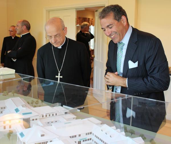 Opus Dei - Avec le Prélat à Montréal