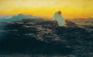 Szept w duszy: milczenie Boga