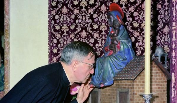 San Josemaría e la Madonna