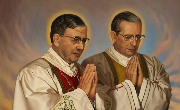 Messe a Roma del Prelato e del Vicario Ausiliare