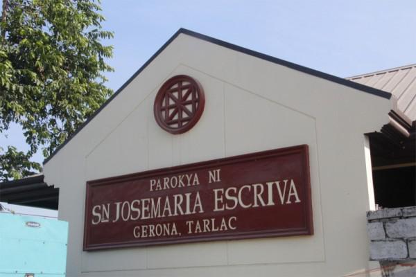 Sognekirken St. Josemaría på Filippinene