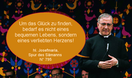Überall im Land - Messen zum Gedenktag des hl. Josefmaria 2017