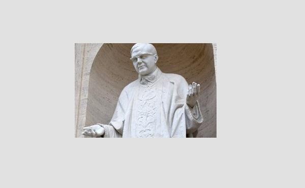 Opus Dei - 聖伯多祿大教堂的聖施禮華像