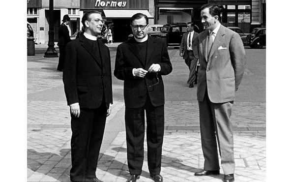 Opus Dei - 1958年8月,伦敦:「你不能,我却能!」