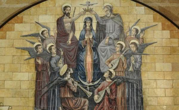 Opus Dei - 圣母元后