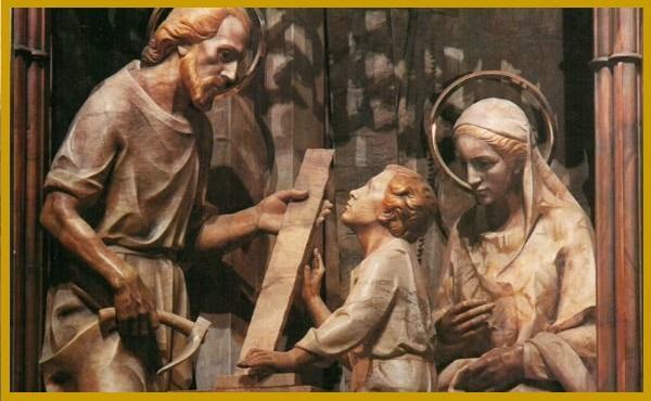 5月1日:聖若瑟勞工