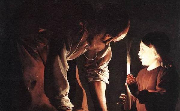 Sept clins d'oeil à Saint Joseph - (n.6)