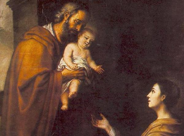 Start van de 7 zondagen van St. Jozef