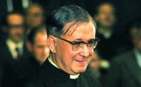 """Opus Dei - Door """"Ut sit"""" wordt Opus Dei de eerste personele prelatuur binnen de Katholieke Kerk"""