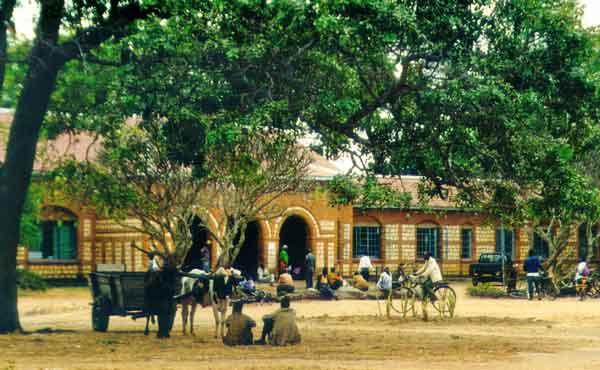 Opus Dei - Werk in Zambia