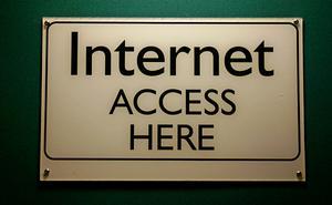 Internettforbindelse