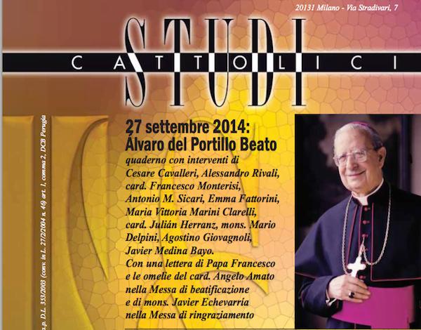 Opus Dei - Studi Cattolici: lo speciale sulla beatificazione di Álvaro del Portillo