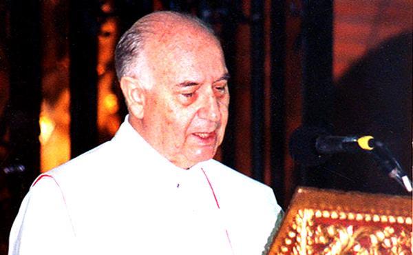 Falleció Padre Eugenio Giménez: impulsor de la UDEP