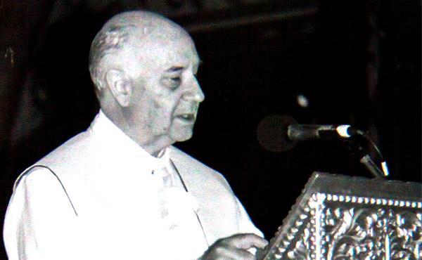 Eugenio Giménez: La tenacidad para hacer el bien