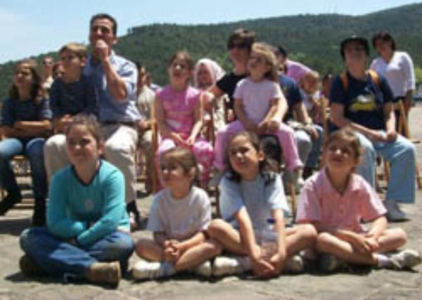 Torreciudad: IV encuentro mariano de familias con discapacitados
