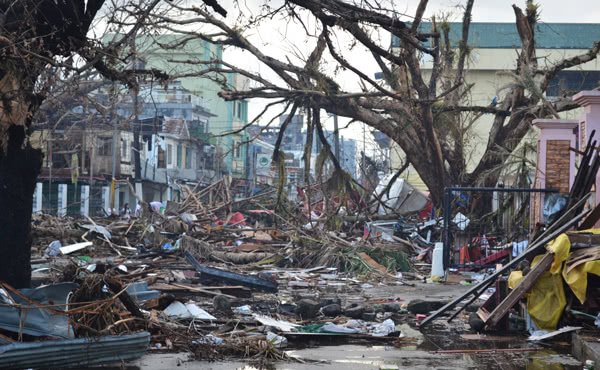 Opus Dei - Brief prelaat na tyfoon Haiyan