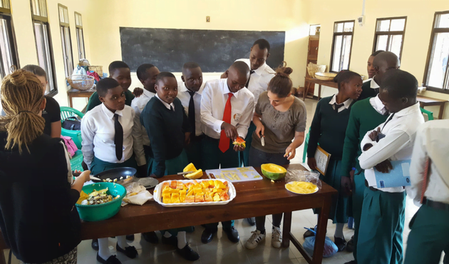 Opus Dei - Fighting Malnutrition in Tanzania
