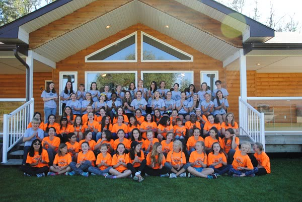 Opus Dei - Tapawingo Trails camp for girls