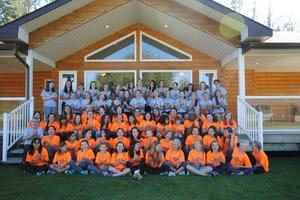 Tapawingo Trails camp for girls