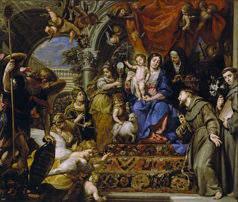 Opus Dei - 28. Благодать Божия, богословские добродетели, дары Св. Духа