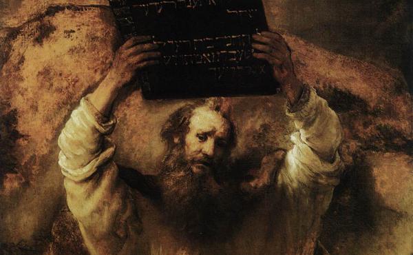 Ejemplos de fe (II): Vocación y misión de Moisés