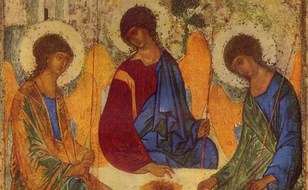 Opus Dei - Temat 5. Trójca Przenajświętsza