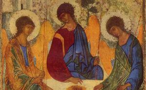 ألثّالوث الأقدس