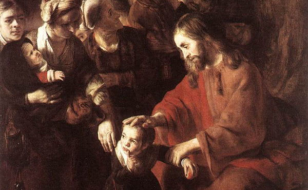 Opus Dei - Temat 8. Jezus Chrystus, prawdziwy Bóg i prawdziwy Człowiek
