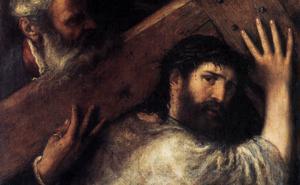 La Pasión y Muerte en la Cruz